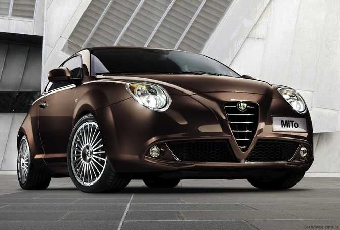 Alfa Romeo Mito Distinctive (2014)