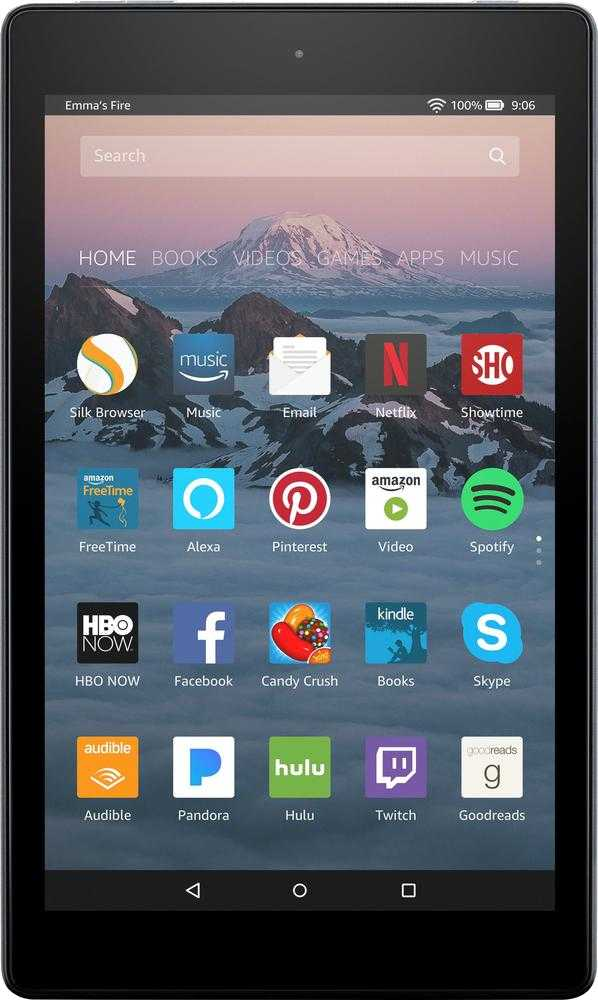 Amazon Fire HD 8 (2017) 16GB