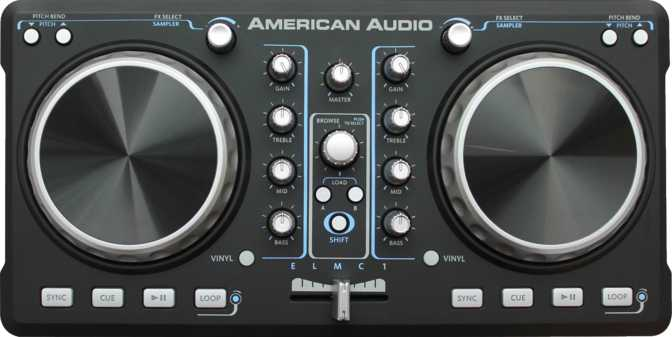 American Audio ELMC 1