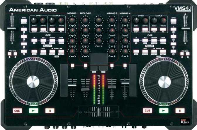 American Audio VMS 4.1