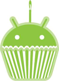 Android 1.5 Cupcake (API level 3)