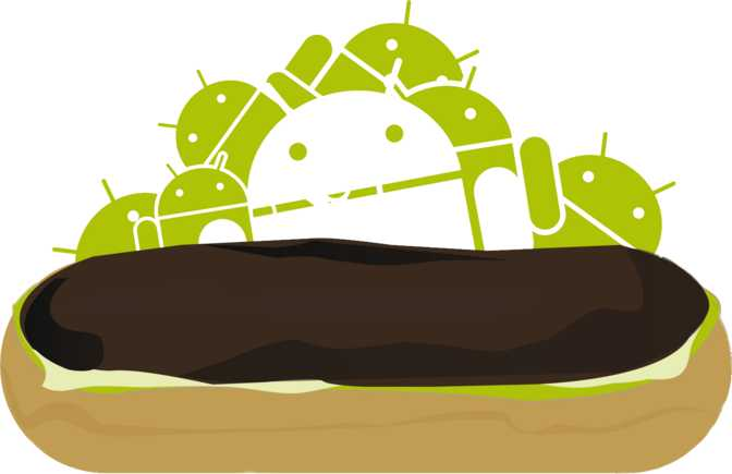 Android 2.1 Eclair (API level 7)