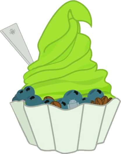 Android 2.2.3 Froyo (API level 8)