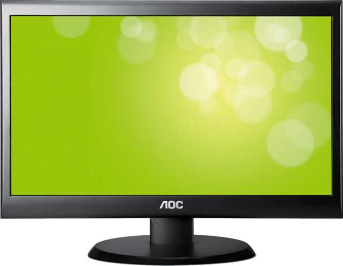 AOC E2450SWD