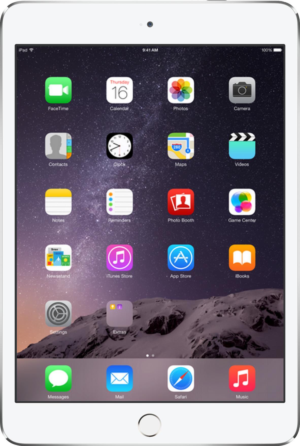 Apple iPad mini 3 128GB WiFi + Cellular