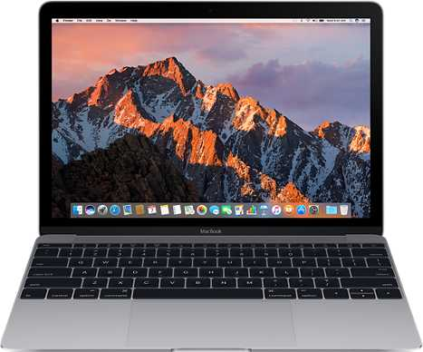 "Apple MacBook (2016) 12"" Intel Core m7 1.3GHz / 8GB / 512GB"
