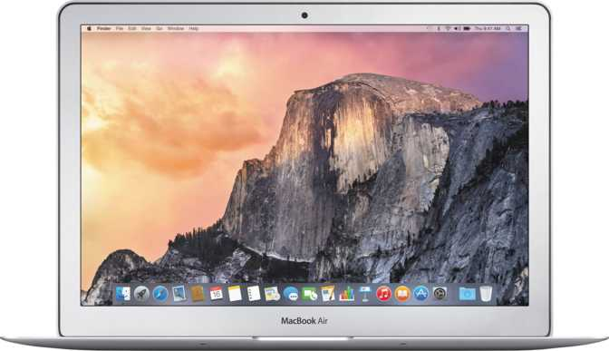 Apple MacBook Air (2015) 13""