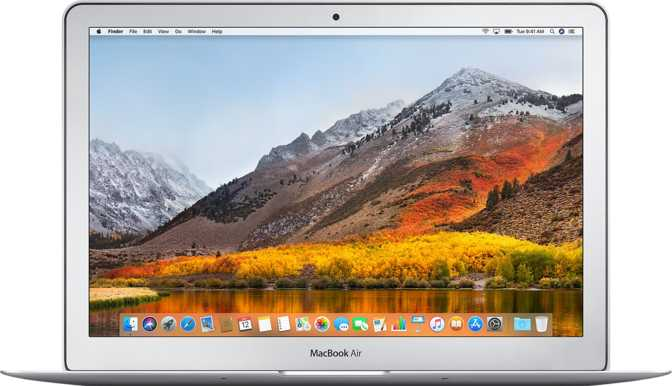 "Apple MacBook Air (2017) 13.3"" Intel Core i5 1.8GHz / 8GB / 256GB"
