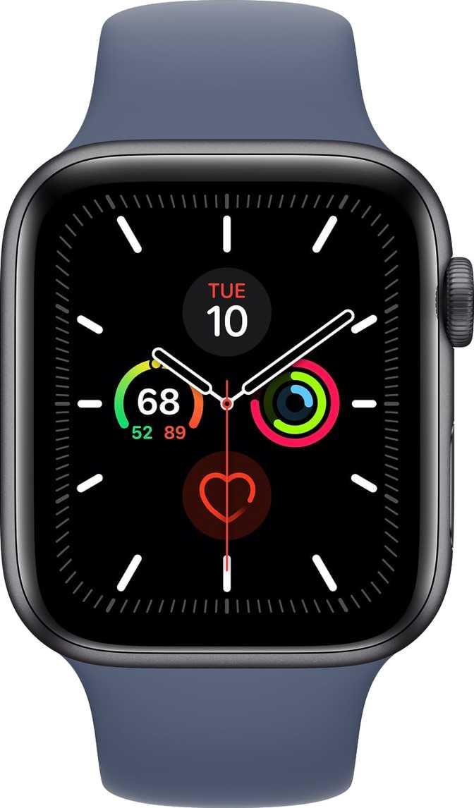Apple Watch Series 5 GPS Aluminium Case 44mm