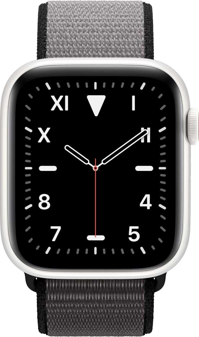 Apple Watch Series 5 GPS + Cellular Ceramic Case 44mm