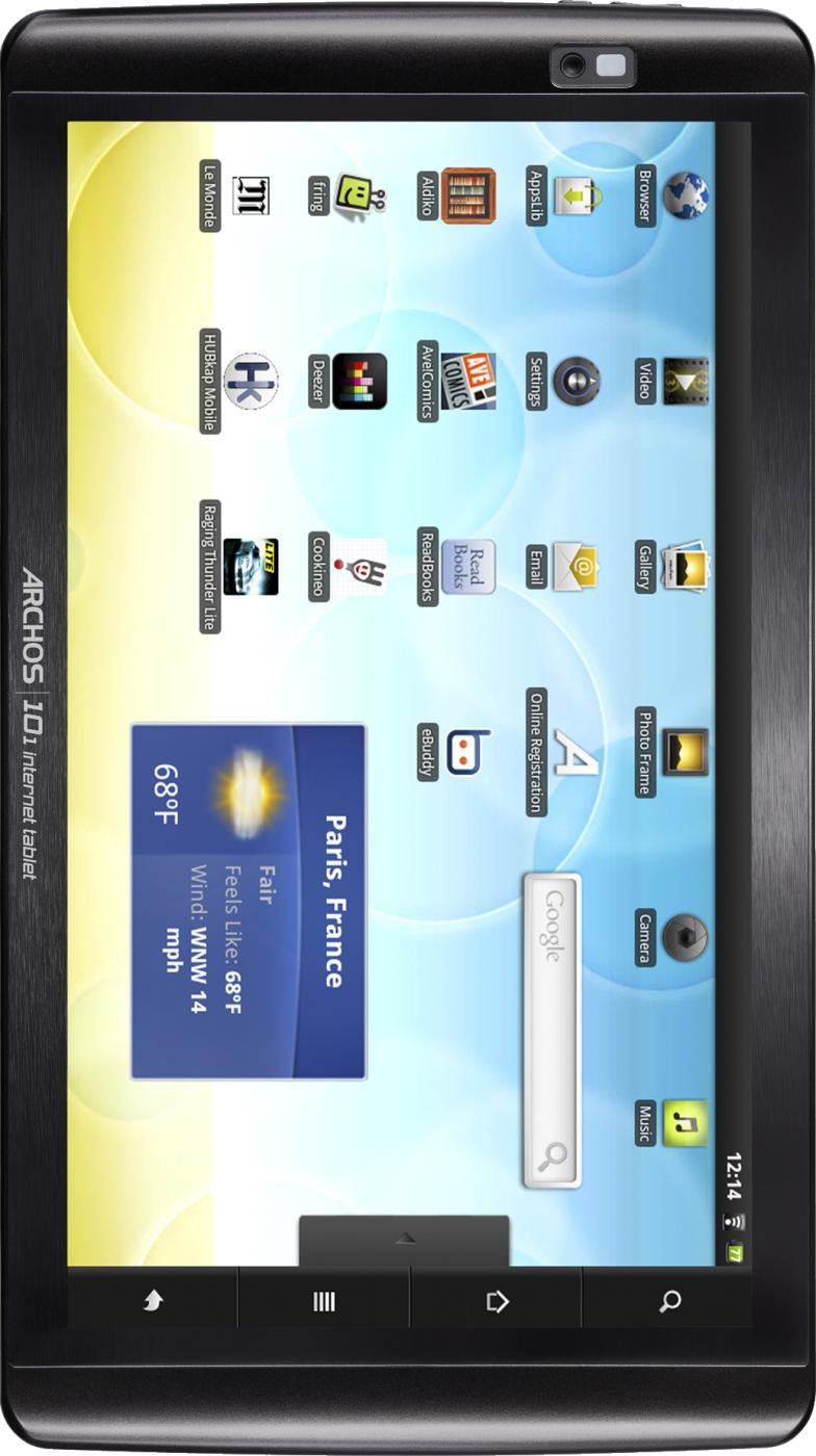 Archos 101 16GB