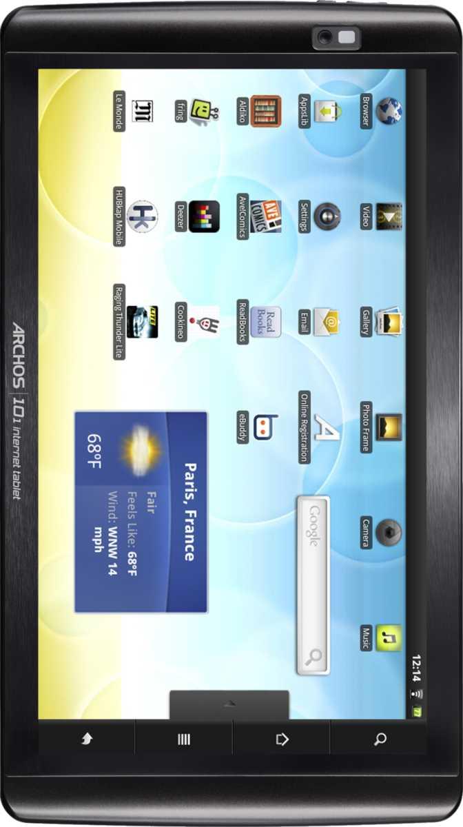 Archos 101 8GB