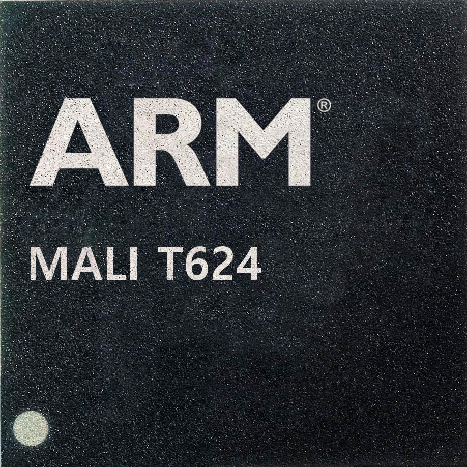 ARM Mali T624