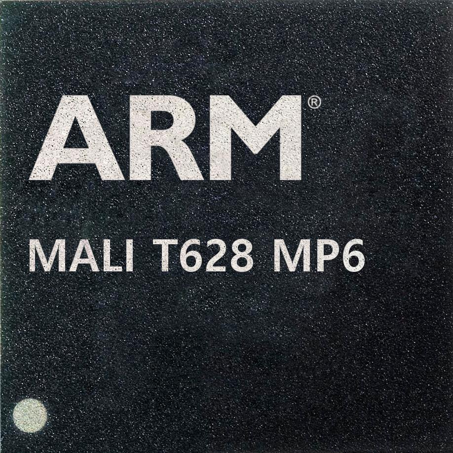 ARM Mali T628 MP4