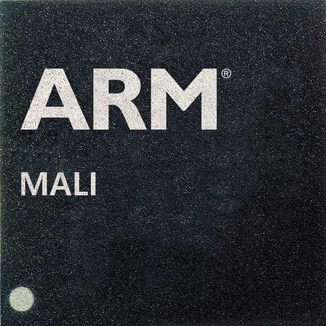 ARM Mali T760 MP2