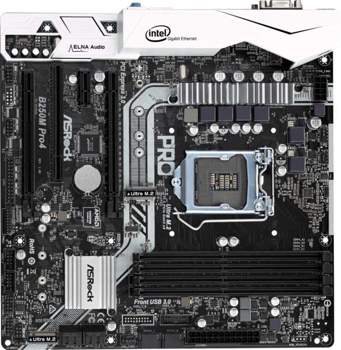 ≫ ASRock B250M Pro4 vs MSI H110M-A Pro M2: What is the