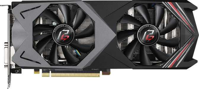 ASRock Phantom Gaming X Radeon RX 590 OC