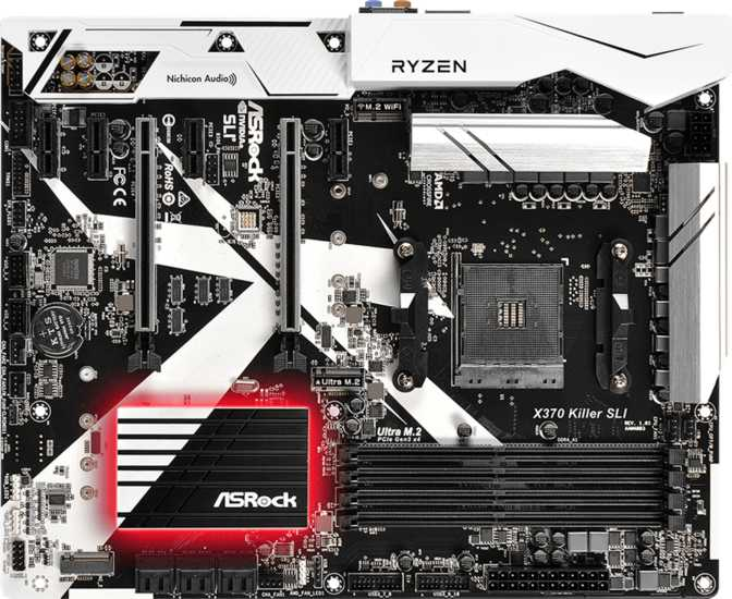 ≫ ASRock X370 Killer SLI vs Asus Prime X370-Pro: What is the