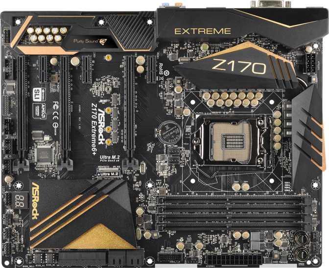ASRock Z170 Extreme6 Plus