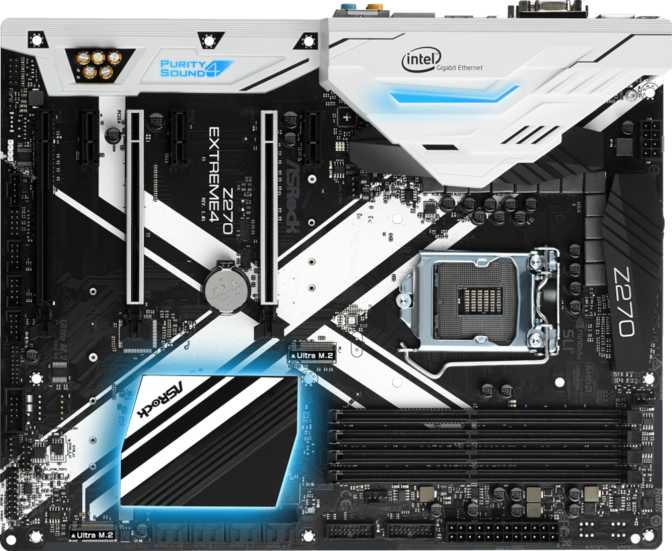 ≫ ASRock Z270 Extreme4 vs Asus Prime Z270-A: What is the