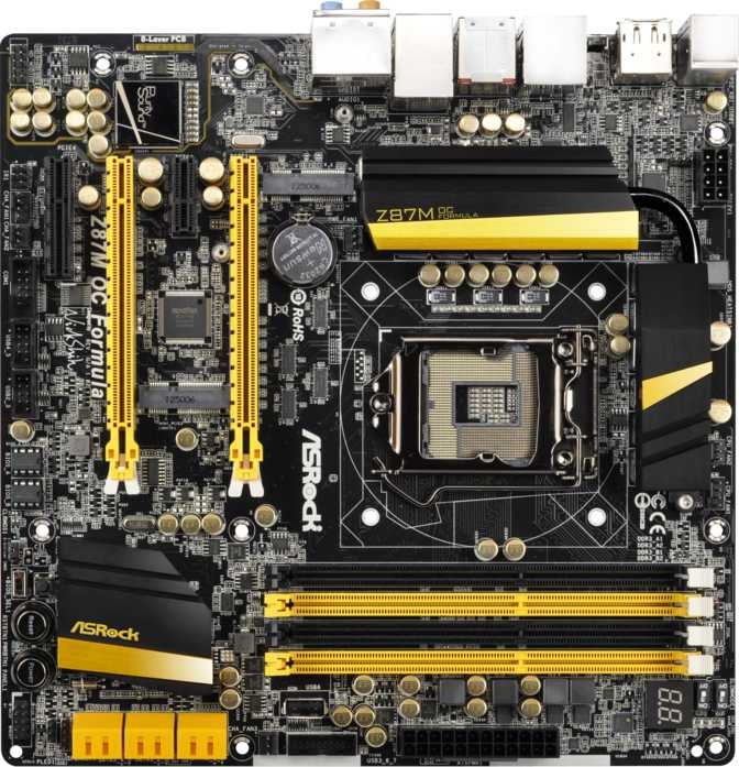 ASROCK Z87 OC FORMULAAC MOTHERBOARD DRIVERS FOR WINDOWS XP
