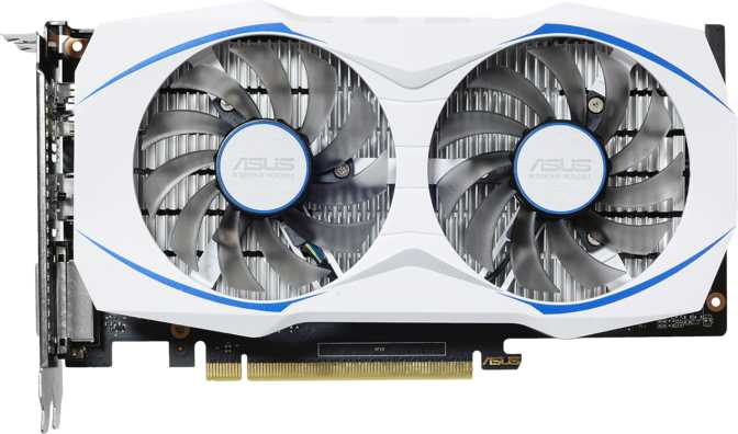 Asus Dual GeForce GTX 1050 OC