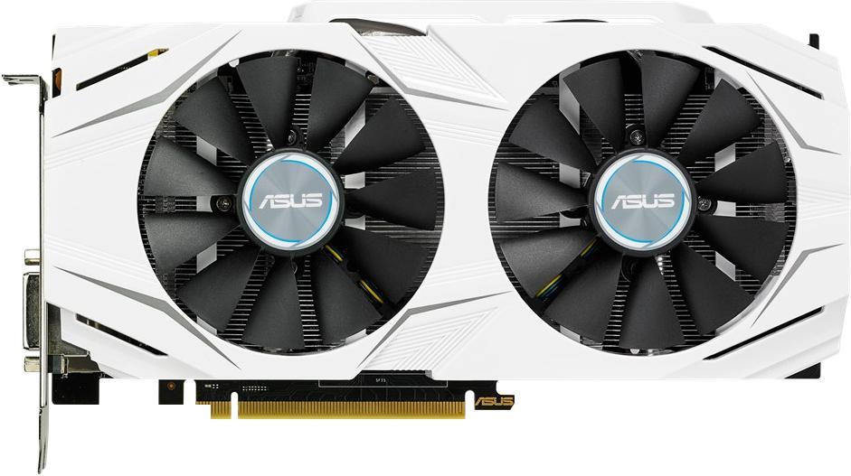 Asus Dual GeForce GTX 1070