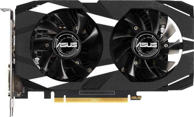 Asus Dual GeForce GTX 1650