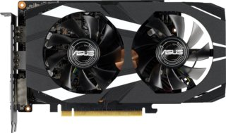 Asus Dual GeForce GTX 1660 Ti OC