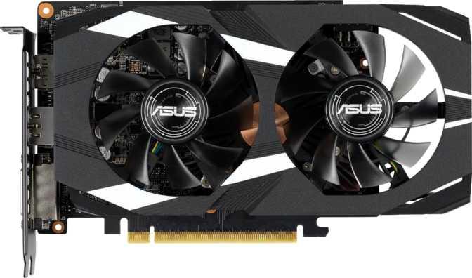 ≫ Asus Dual GeForce GTX 1660 Ti OC vs Asus ROG Strix GTX