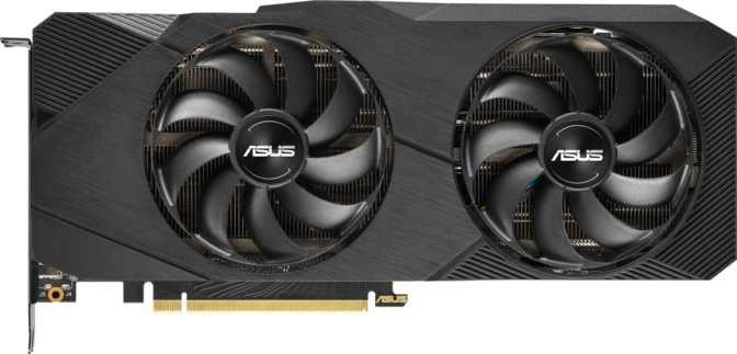 Asus Dual GeForce RTX 2070 Super Evo OC