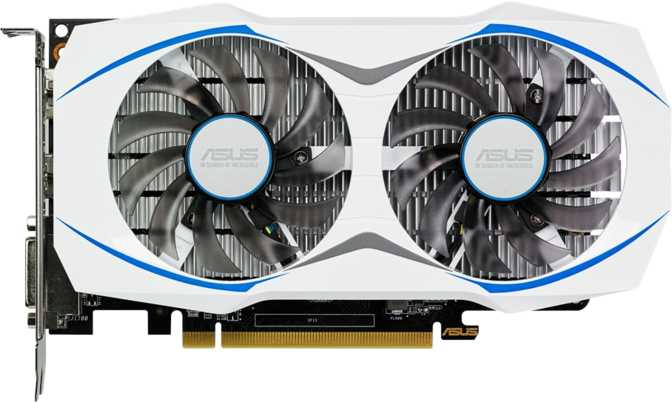 Asus Dual Radeon RX 460