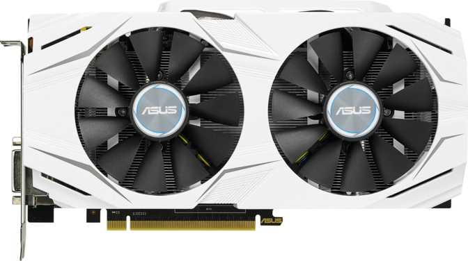 Asus Dual Radeon RX 480 OC