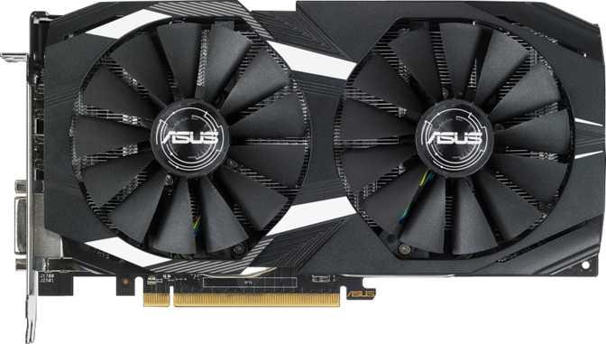 Asus Dual Radeon RX 580 8GB