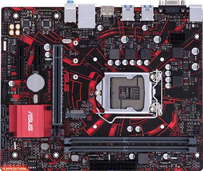 Asus EX-B360M-V5