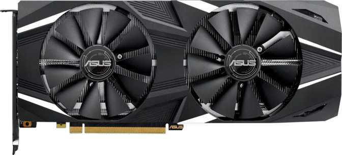 Asus GeForce Dual RTX 2070