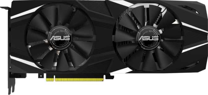 Asus GeForce Dual RTX 2080 Advanced