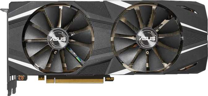 Asus GeForce Dual RTX 2080 Ti Advanced