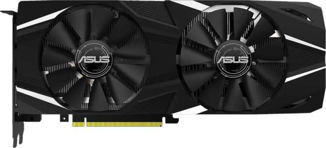 Asus GeForce Dual RTX 2080 Ti OC