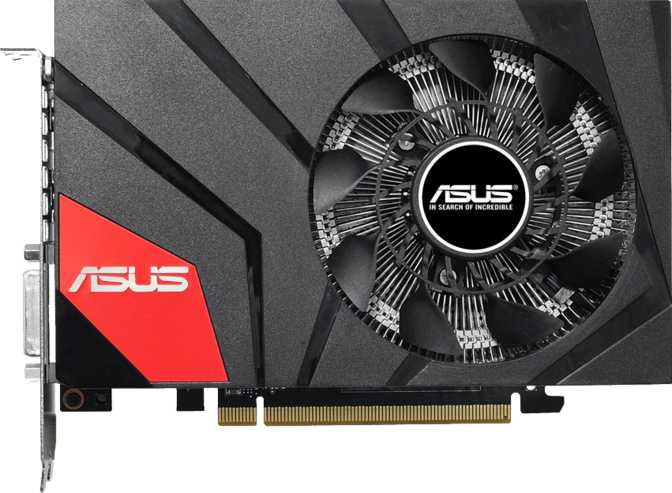 Asus GeForce GTX 960 Mini OC 4GB