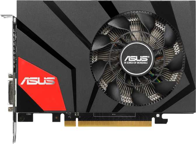 Asus GeForce GTX 970 DirectCU Mini OC