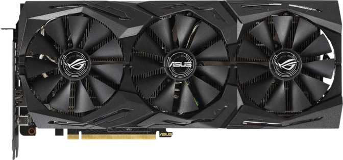 Asus GeForce ROG Strix RTX 2070 Gaming Advanced