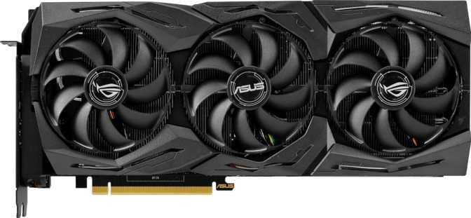 Asus GeForce ROG Strix RTX 2080 Ti Gaming Advanced