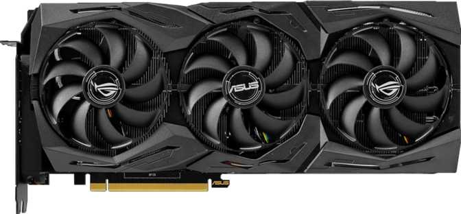 Asus GeForce ROG Strix RTX 2080 Ti Gaming OC