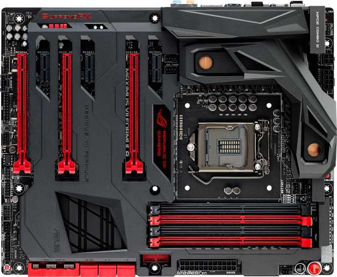 Asus Maximus VII Formula/Watch Dogs