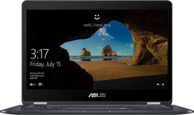 Asus NovaGo (TP370QL) 8GB / 256GB SSD