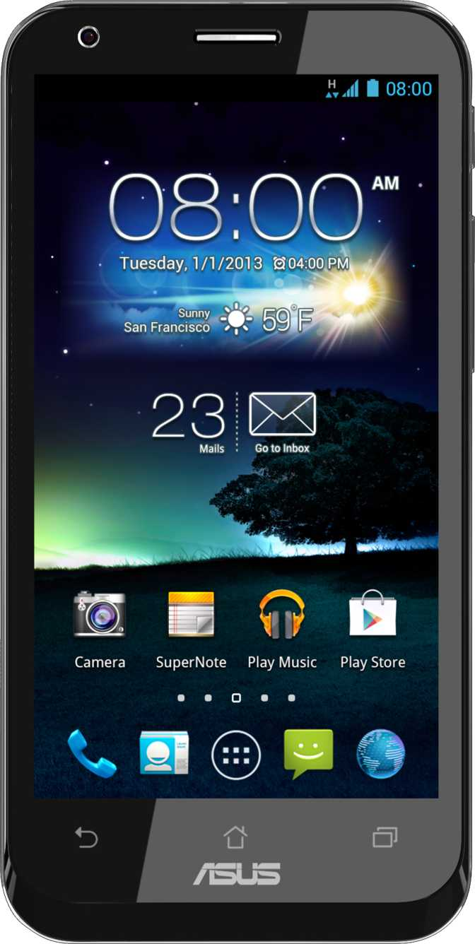 Asus PadFone Infinity (late 2013)