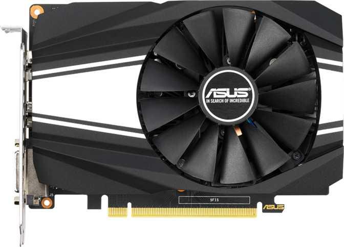 Asus Phoenix GeForce GTX 1660 OC