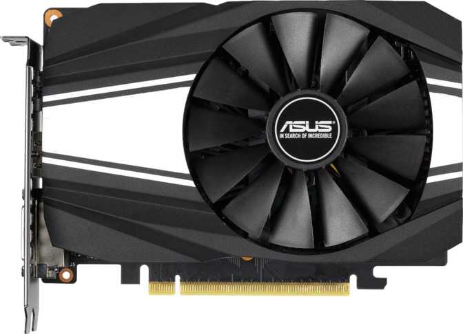 ≫ Asus Phoenix GeForce GTX 1660 TI OC vs Gigabyte Radeon RX