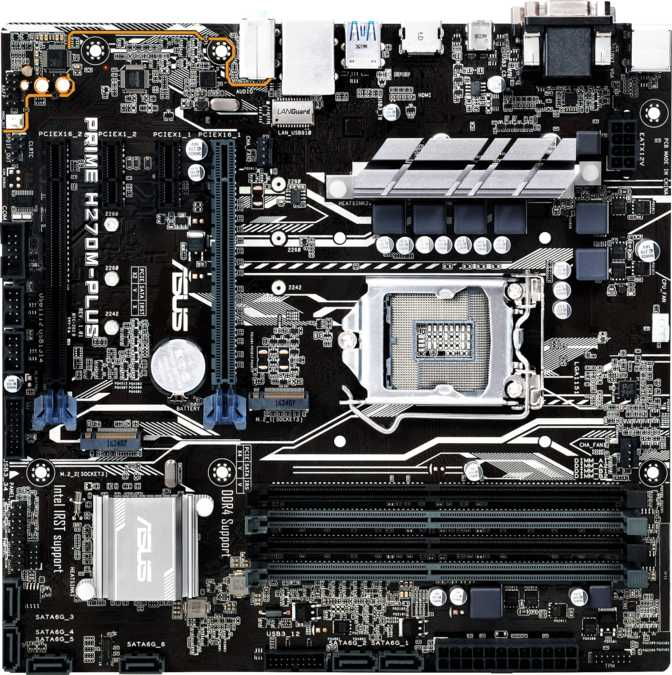 ≫ Asus Prime H270M-Plus vs MSI Z270 Gaming Pro: What is the